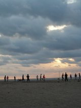 Beachサッカー