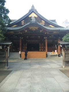 湯島神社2009