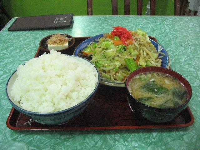 野菜炒めの画像 p1_21