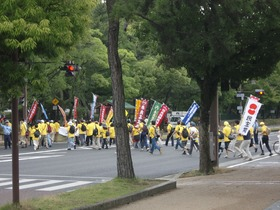 平和行進2