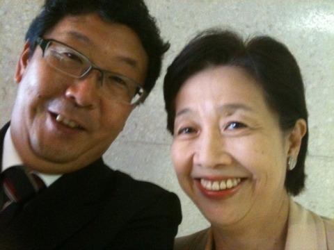 小宮山洋子 代議士