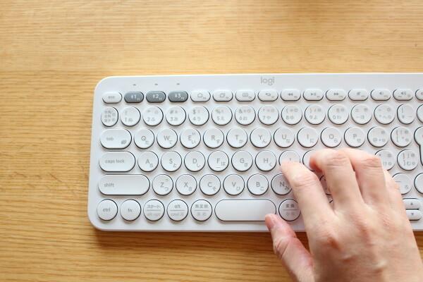 20210212_買ってよかった!logicoolキーボードK380
