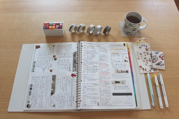 20200427_2_手帳を楽しみ暮らしを整える_weekend