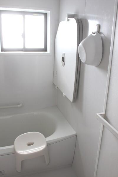 20210203_バスルーム壁面収納