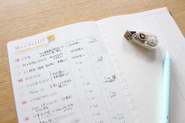 20210209_【楽天お買い物】ほしいものリストを書いてみたら・・・