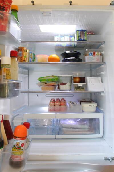 20200414_1_まとめ買い後の冷蔵庫収納