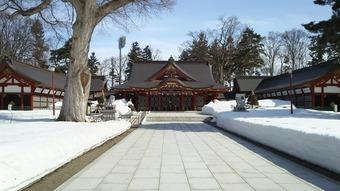 北海道護国神社 (8)