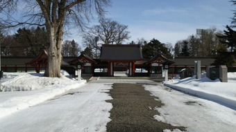 北海道護国神社 (5)