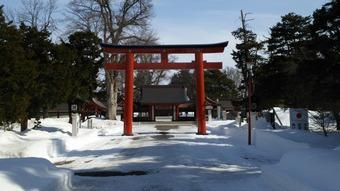 北海道護国神社 (4)