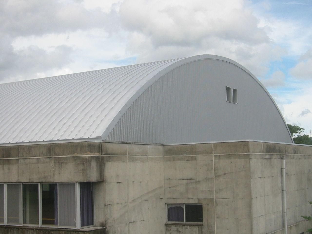 IMG_3898 (現場担当 立麻) カテゴリ:   玖珠町民体育館屋根改修工事