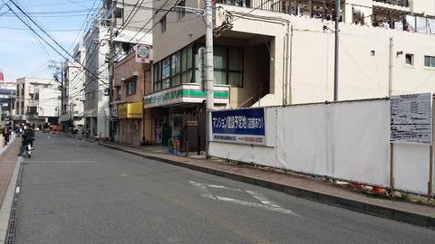 ローソンストア100国府台駅前店