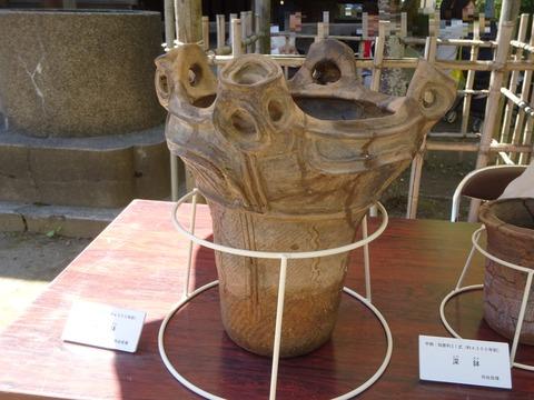 市川市の縄文土器