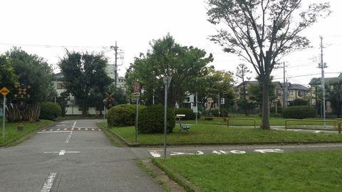 千葉県市川市児童交通公園