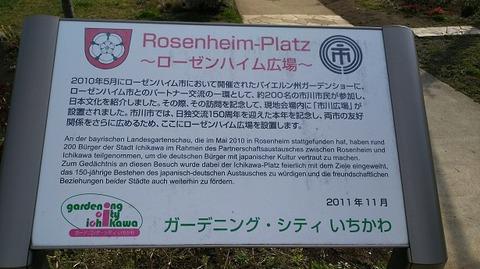 大洲防災公園ローゼンハイム