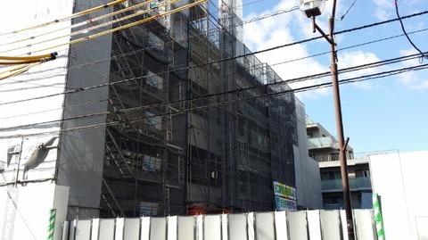 YASUDAProject新築工事