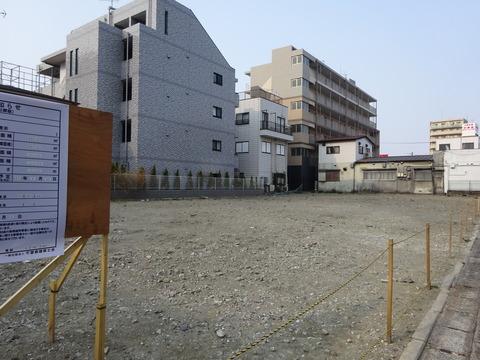 行徳駅前2丁目の建設計画
