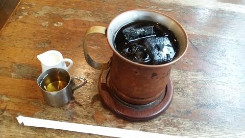 行徳マイセンの水出しコーヒー