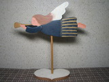 .飛ぶ天使