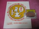 狂犬病の予防注射とフィラリアのお薬