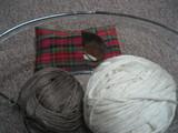 探してきた編み糸