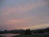 きれいな夕焼け空
