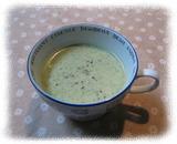 葉玉ねぎのスープ