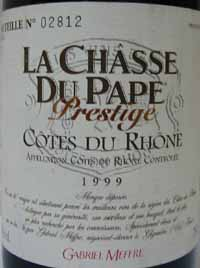 lachasse1999