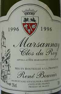 marsannayclosduroyreneb1996