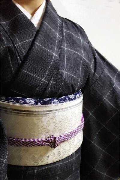裏ワザ☆短い帯締めをスッキリ結ぶ方法の巻~着物大好きコミックエッセイスト ほしわにこ連載コラム「オトナの着物生活」