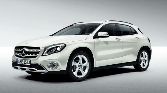 Benz-GLA220