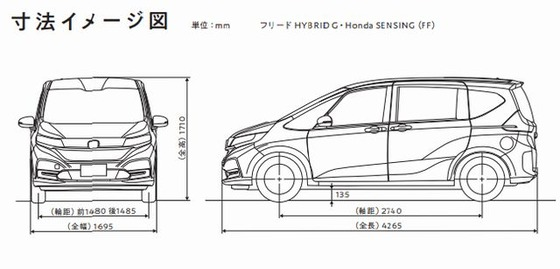 Honda Freed H-G-S