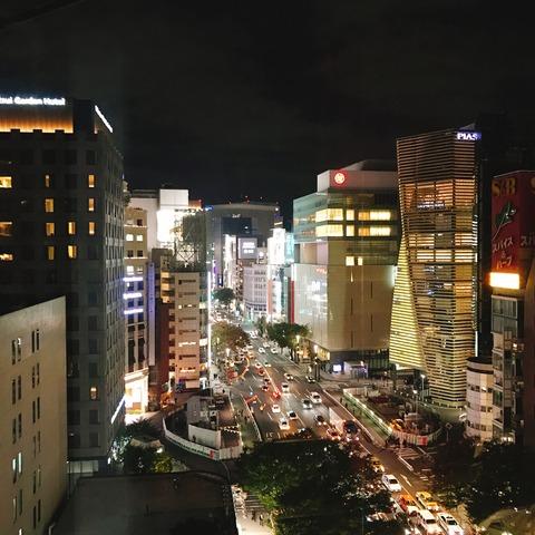 平日に銀座に泊まってみた THE PRIME POD GINZA TOKYO@東銀座