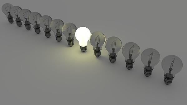 自分の光が灯るとき