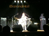 バナナホールLive