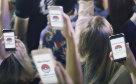 Pokemon Go Raid Capture