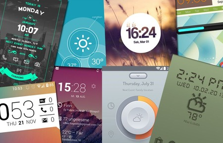 homescreens