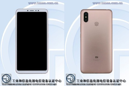 Xiaomi-Mi-Max-3-TENAA-front-and-rear