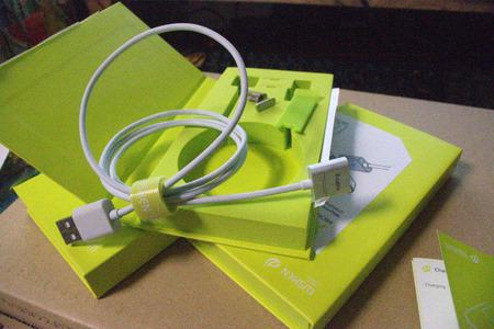 【画像】WSKENのマグネット式充電ケーブル買ったからZenFone 2で試してみた