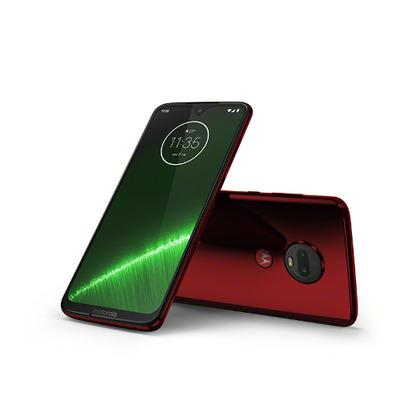 Moto G7 Plus_ROW_Viva Red_LAY DOWN COMBO