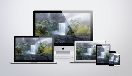 iPhone iPad iMac iPod