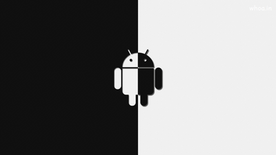 Black-and-White-Android-Wallpaper