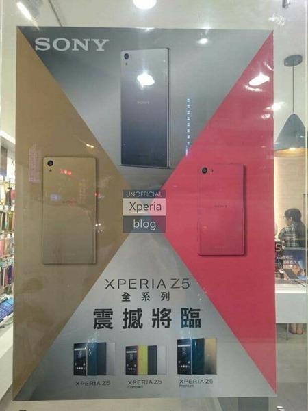 Xperia-Z5-Family