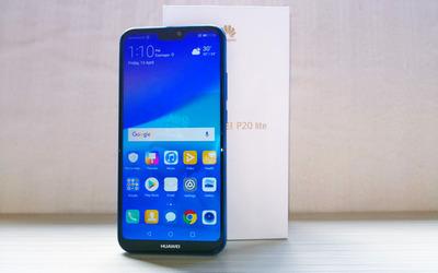 Huawei-P20-Lite-unboxing