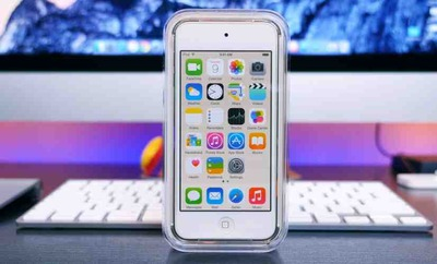 Apple iPod Touch Unboxing