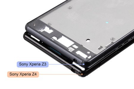 Leaked-Sony-Xperia-Z4-chassis-and-LCD-touch-digitier