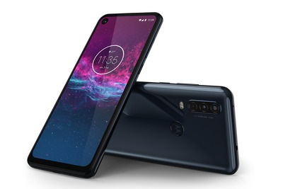 Motorola One Action official