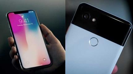 iphonexs-Pixel2XL