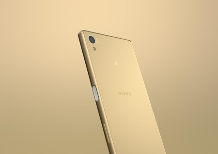 Sony Xperia Z5 rear