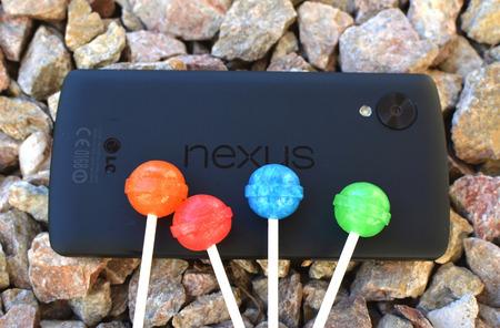 Nexus-lollipop
