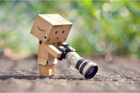 Blog_Paper_Toy_papertoy_Danbo_camera